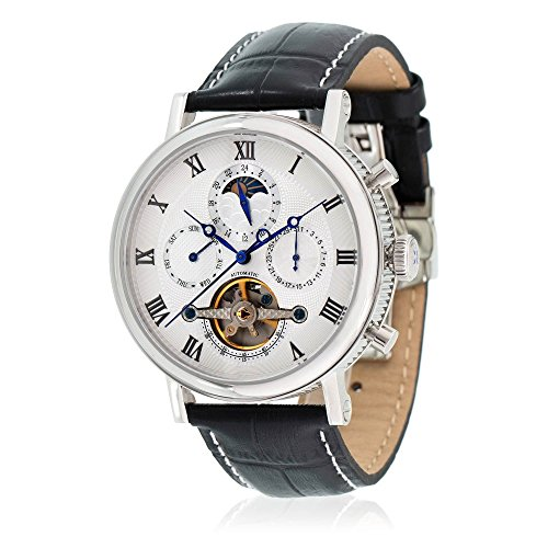 Louis Cottier GS3370C3BC1 Tradition Montre Automatique 42 mm