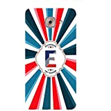 YuBingo Soft Silicone Designer Printed Mobile Back Case Cover For Samsung Galaxy J7 Max | Elegant Letter E (Colourful, Stylish And Cool) | UV Printed | Waterproof | Shockproof | Slim | Light