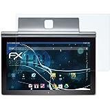 2 x atFoliX Antichoque Película Protectora Lenovo Yoga Tablet 2 Pro (13.3 inch) Protector Película - FX-Shock-Clear
