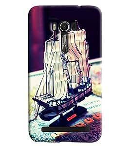 Expert Deal 3D Printed Hard Designer Asus Zenfone 2 Laser ZE550KL Mobile Back Cover Case Cover