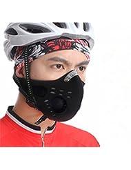 WOLFBIKE anticontaminación máscara de Ciudad Ciclismo mouth-muffle polvo Máscara bicicleta deportes proteger máscara de ciclismo de carretera cubierta protectora