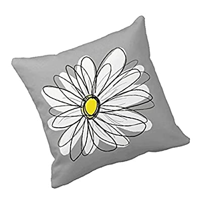 Omiky® 18 x 18Inches Square Throw Pillow Cover Case,Linen Cotton Sofa Bed Home Decor Waist Cushion Sheel - cheap UK light shop.