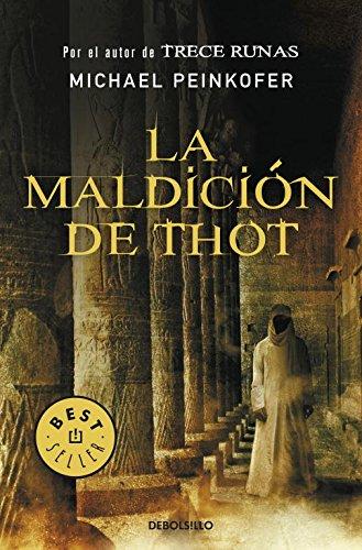 La maldición de Thot (Sarah Kincaid 1) (BEST SELLER)