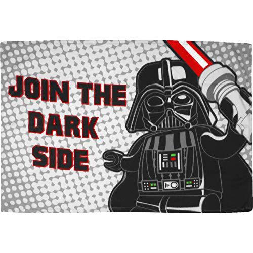 Teddyts disney lego star wars join the dark side coperta in pile