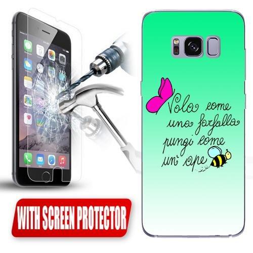 custodia-cover-case-caseone-ape-e-farfalla-per-samsung-galaxy-s8-pellicola-vetro