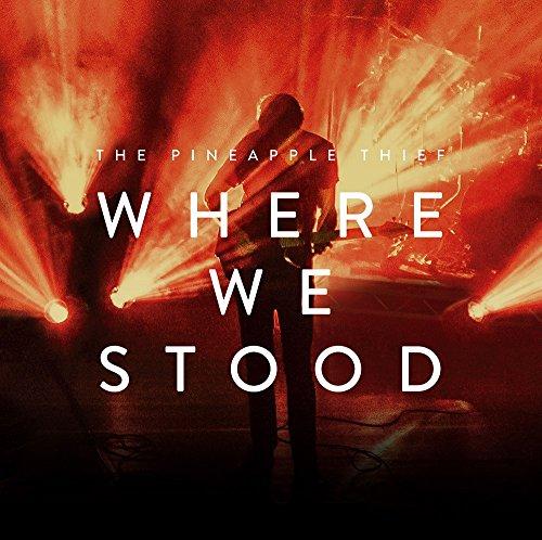 Pineapple Thief - Where We Stood [Blu-ray] -