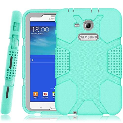 Samsung Galaxy Tab E Lite 7.0Fall, Galaxy Tab 3Lite 7.0Fall, hocase Robustes Kinder Proof Schutzhülle für SM-T110/T111Hülle Case/sm-t113/sm-t116 (Tablet Galaxy Tab 3 Kids)