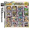 cartuccia Super Combo di 500Giochi in 1scheda di Pacchetto di Giochi NDS per Nintendo NDS DS 2DS Nuovo 3DS XL