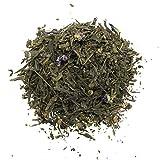 Aromas de Té - Té Kombucha Verde Ligeramente Ácido y Dulce/Té Verde Kombucha con Propiedades Energizantes y Fortalecedoras, 100 gr