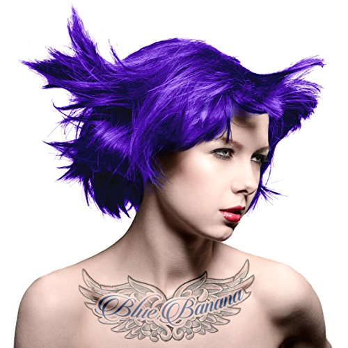 Manic Panic Amplified Semi Permanent Colour Hair Dye (Ultra Violet)