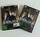 Sherlock Staffel 3 (Limited Edition inkl. Button Set) (2 DVDs)