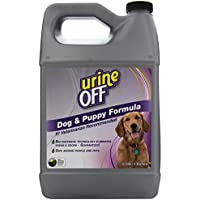 Urine Off Odor and Stain Remover Dog Formula, 1 Gallon by Urine Off