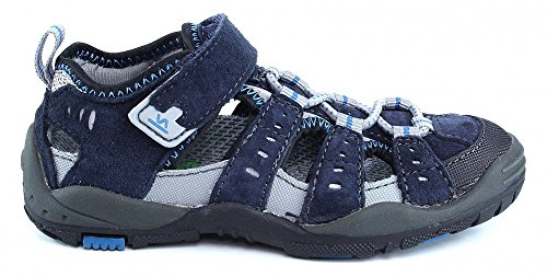 Vado till 12501–11 sandales pour enfant en moyenne Bleu - Bleu marine