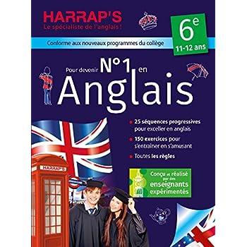 HARRAP S numéro 1 en anglais 6e