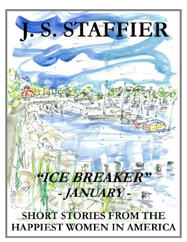 ice-breaker-short-stories-from-the-happiest-women-in-america-book-1-english-edition