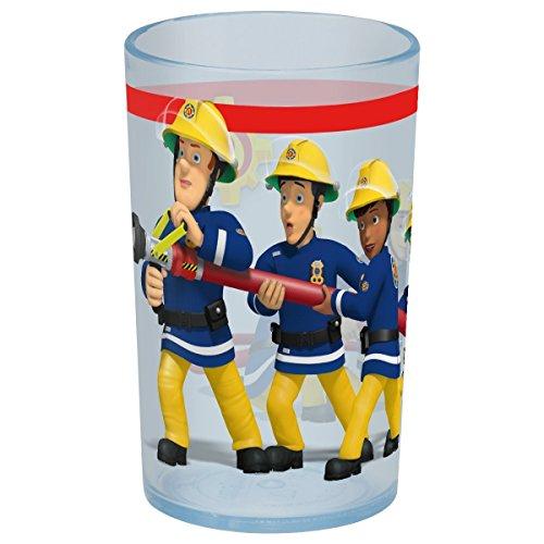 Trinkglas Feuerwehrmann Sam
