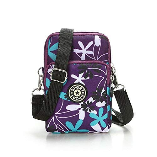 Multifunction Travel Phone Pouch Portable 3 Layers for sale  Delivered anywhere in Ireland