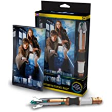 Doctor Who Slipcase: Amy and The Doctor with Sonic Screwdriver Stylus (Nintendo DS)