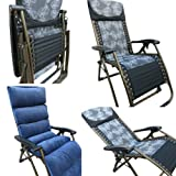 Best Zero Gravity Recliner - Amaze Steel Folding Zero Gravity Recliner Push Back Review