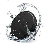 Altoparlante Bluetooth con Bassi Potenziati Kinps Tempo di riproduzione 32H Certificazione Waterproof IPX8 Speaker Portatile Wireless Bluetooth 4.1 per iPhone, iPod, iPad, Samsung, LG ed altri