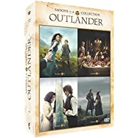 Outlander-Saisons 1, 2, 3, 4