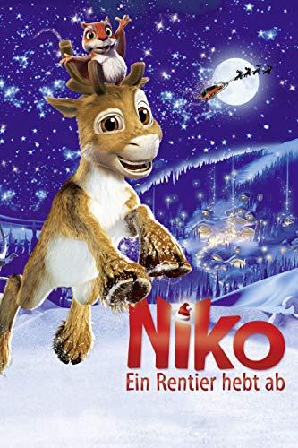 Niko - ein Rentier hebt ab -