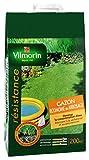 Vilmorin Gazon Econome en Arrosage Résistance Vert 34 x 15 ...