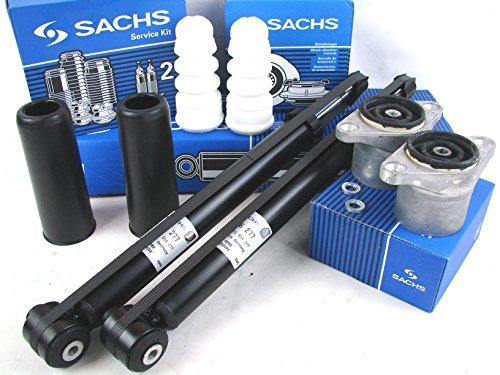 Sachs Kit Stossdämpfer hinten + Staubschutz + Domlager Passat A6 556277