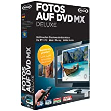 MAGIX Fotos auf DVD MX Deluxe (V.11)