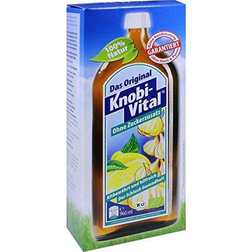 Knobivital ohne Zuckerzus 960 ml