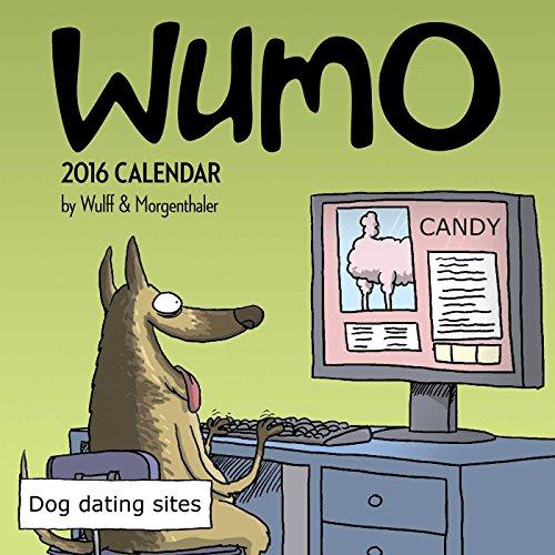 WuMo 2016 Wall Calendar