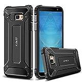 J und D Kompatibel für Galaxy J4 Plus/Galaxy J4+/Galaxy J4 Core Hülle, [ArmorBox] [Doppelschicht] [Heavy-Duty-Schutz] Hybrid Stoßfest Schutzhülle für Samsung Galaxy J4 Plus - [Nicht für Galaxy J4 2018]