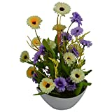 Thefancymart Artificial flowers Sunflowe...