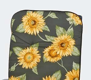 Sun Garden Scala Auflage Sessel hoch Baumwolle