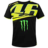 Valentino Rossi VR46 Moto GP Monster Energy Monza Rally T-shirt Offiziell 2018