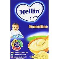 Mellin - Semolino, Cremoso e Gustoso, Facile