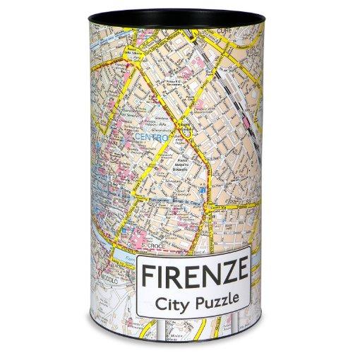 Extragifts City Puzzle - Florenz / Firenze