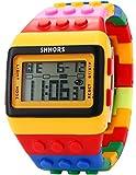 store-online-reloj-para-nios-las-mejores-marcas-ampm24-led091--reloj-digital-unisex-correa-de-goma-led-deportivo
