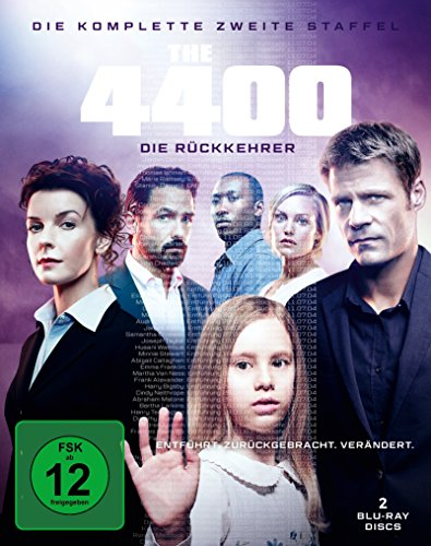 4400 - Die Rückkehrer - Staffel 2 [Blu-ray]