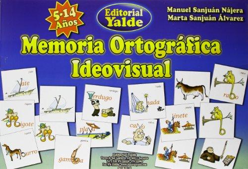 S/dev dislexia, ortografia e iniciacion lec (+dicc+tarjetas+baraja) por Manuel Sanjuan