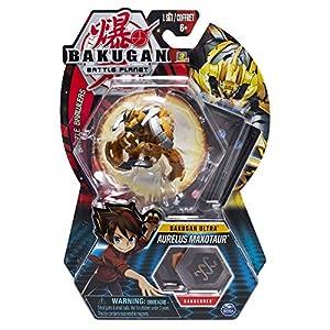 Bakugan Ultra Booster Pack Deluxe (BIZAK 61924423), modelos aleatorios