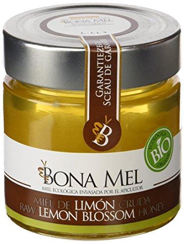 Bona Mel Miel de Limón - Paquete de 6 x 300 gr - Total: 1800 gr