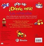 Image de Pop-Up ¿Dónde Está? Los Vehículos (Castellano - A Partir De 0 Años - Manipulativos (Libros Para Tocar Y Jugar), Pop-Ups - Pop-Up ¿Dónde Está?)