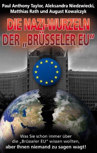 Portada del libro Die Nazi-Wurzeln der ?Brüsseler EU?