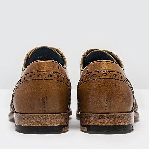 Barker Grant Hommes Cedar Chaussures Cedar Calf