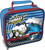 Spearmark Thomas the Tank Engine Velocity Rectangle Lunch Bag, Blue