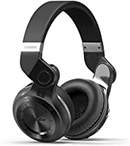Bluedio T2 Wireless Bluetooth 4.1 Stereo Headphone Headset Foldable Stretchable Support FM