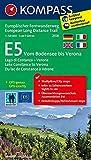 E5 Lake Constance to Verona 2558 Gps Wp...