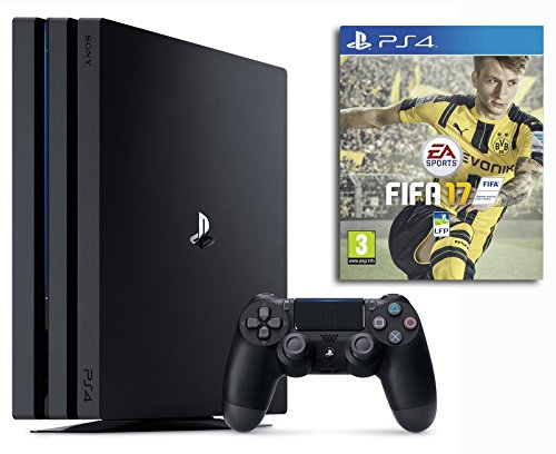 Pack PS4 Pro 1To + Fifa 17