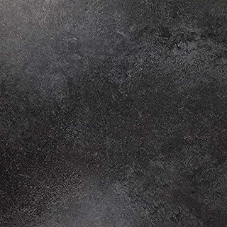 Rohr-Trading.SURFACES Klebefolie I Selbstklebende Folie Tapete I Möbelfolie I Küchenfolie I Fototapete I Stein I Steinoptik I Schieferoptik I schiefergrau/anthrazit - Schiefer [200 x 67,5cm]